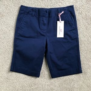 Vineyard vines girls island short size 8